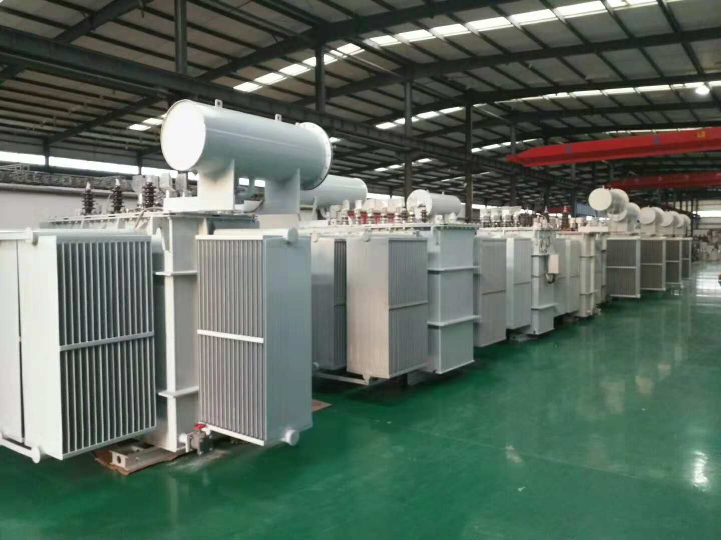 The structure and working principle of power transformer.jpg