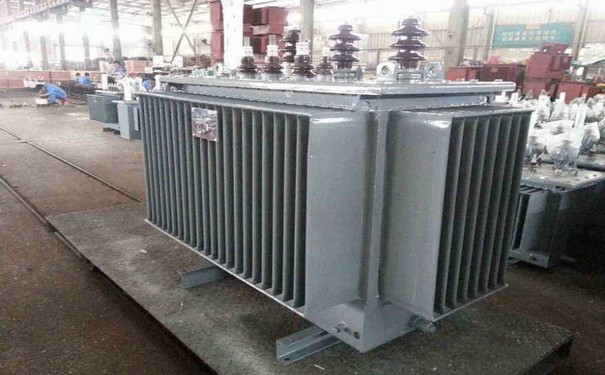 Performance characteristics of oil-immersed power transformers.jpg