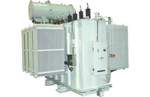 What are the abnormal working conditions of the power transformer and the possible faults?.jpg